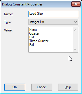 Fixed set of values as dropdown inputs - Altair Embed - Altair Forum