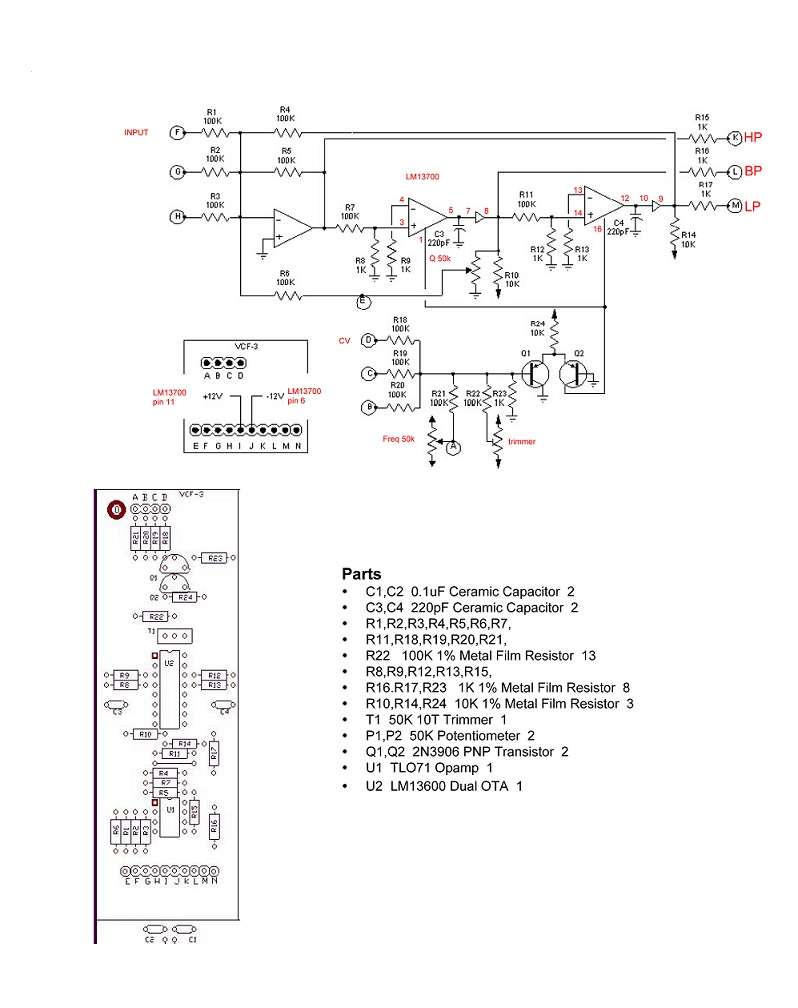 Made a layout for VCF-3 from EFM's Wildca   - Altair Embed