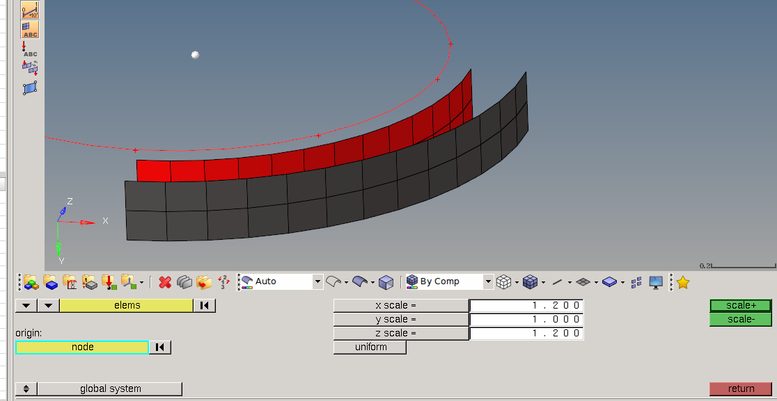 System Files Import Of Point Coordinates (.dat File) Directly Into Hypermesh Possible?